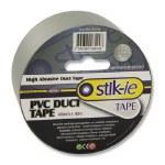 PVC Duct Tape Grey 48mm x 10m