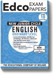 2019 Exam Papers Junior Cert English Ordinary Level Ed Co Includes 2019 Papers
