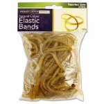 Elastic Bands Assorted pack 100g