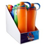 Smash Drinks Bottle Ergo 800ml with Freeze Bottle in a choice of 4 Colours
