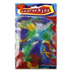 Feathers Exotic Assorted 10g Crafty Kidz