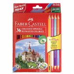 Colouring Pencils 36 + 3 Double Ended Faber Castell