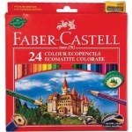 Colouring Pencils 24 + 3 Free Faber Castell