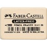 Eraser Faber Castell White