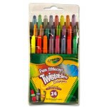 Crayons Fun effects Twistables 24 pack