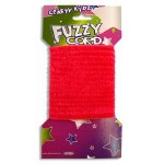 Fuzzy Cord Assorted Colours