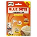 Glue Dots Permanent 64 pieces Pritt
