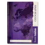 Hardback A4 Geography Cover 160 pages