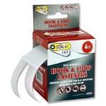 Velcro Self Adhesive Hook & Loop Fasteners 4 Feet