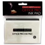 Ink Pad 8.75cm in a choice of Red, Blue or Black.