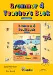 Jolly Phonics Jolly Grammar 4 Teachers Book in PRINT letters