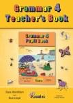 Jolly Phonics Jolly Grammar 4 Teachers Book in Precursive Looped Writing