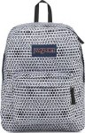 Jansport Superbreak School Bag White Urban Optical 25 Litre