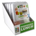 Smash Lunch Box Mini Nude Food Movers Clear