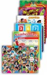 Maths Posters Set 2 Set of 6 Posters 1st and 2nd Class Prim Ed