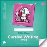 Mrs Murphy's Copies 5th Class
