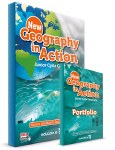 NEW Geography In Action Junior Cert Geography Higher and Ordinary Level with Free E Book (INCLUDES WORKBOOK) Educate