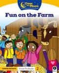 Over The Moon Junior Infants Fiction Reader 2 Fun On The Farm Gill Education