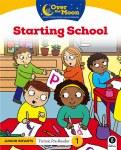 Over The Moon Junior Infants Fiction Reader 1 Starting School Gill Education