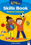 Over The Moon Senior Infants Skills Book Gill Education