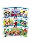 Over The Moon Senior Infants Fiction Reader Pack Gill Education