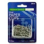 Paper Clips Premier 75 Pack