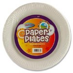 "Paper Plates-9"" x 100 Pack"