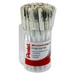 White Hybrid Gel Pen Pentel