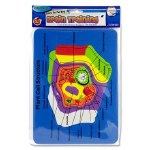 Brain Training Foam Puzzle Plant Cell Structure