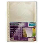 Punched Pockets 50 Pack Premier