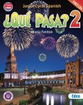 Que Pasa 2 Junior Cert Spanish with Free eBook Edco