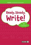 Ready, Steady, Write! 3 Cursive Folens