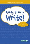 Ready, Steady, Write! 4 Cursive Folens