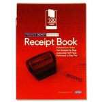 Receipt Book 2.5 inch x 4 inch 100 Sheets