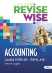Revise Wise Accounting Leaving Cert Higher Level Ed Co