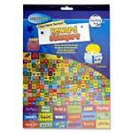 Clever Kidz Deluxe Reward Stickers 12 Sheets 2500+