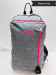 Ridge 53 School Bag Dawson Grey/Pink 28 Litres
