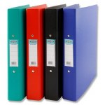 Ring Binder A4 in a choice of 4 Solid Colours