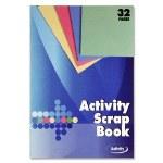 Scrap Book Activity 32 Page A4 Premier