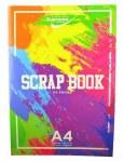 Scrap Book A4 60 Page Supreme