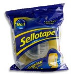 Sellotape 18mm x 33m Original