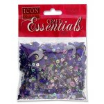 Sequins Purple Essentials 40g Icon