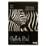 Sketch Pad A2 110g 30 Sheets Icon