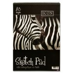 Sketch Pad A3 110g 30 Sheet Icon