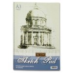 Sketch Pad A3 Spiral 90g 30 sheets Icon