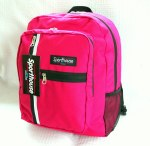Sporthouse Student 2000 Pink School Bag 42 Litre