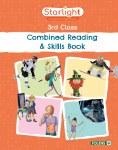 Starlight Combined Reader & Skills Book 3rd Class Folens