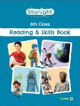 Starlight Combined Reader & Skills Book 6th Class Folens