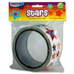 Crafty Bitz Stars on a roll 750 Pack