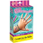 Creativity For Kids Colour In Tattoo Jewellery